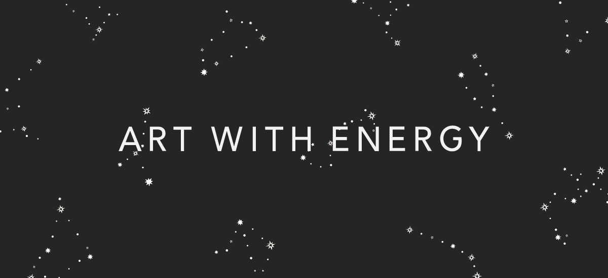 Art with energy by Asaki